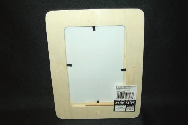 Set of 2 Paint Your Own Picture Frames ~ DIY