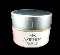 NEW Azienda HydroFirm Face Cream New Sealed Glass Jar 1 Ounce (30 ml) Sealed