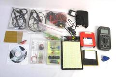 Heald College Introduction To Electronics Lab Kit with Multimeter
