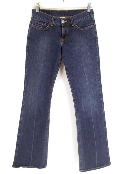 LUCKY BRAND Classic Boot Cut Jeans Medium Wash Denim Dungarees Women's 0/25