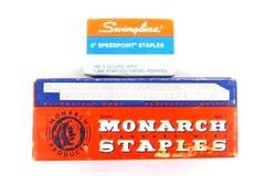Vintage 1950s Collectible Staples Swingline 3 Speedpoint Monarch Standard No 1