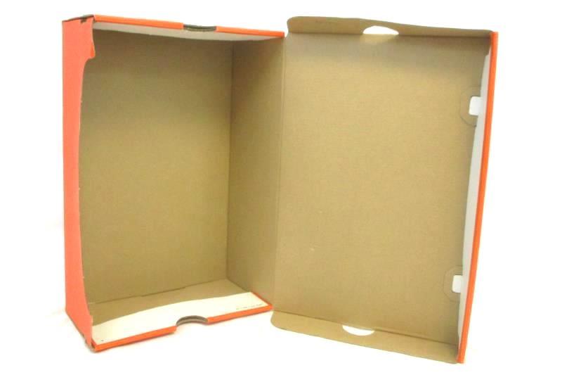 NIKE Air Zoom Pegasus 33 (4E) Retro EMPTY BOX ONLY SZ 10 831355 104