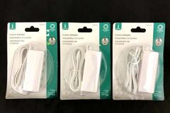 Lot of 3 Quick Plugin 5-Jack Universal Phone Adapter Home Telephone Accessories