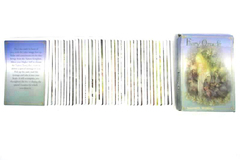 Vtg Fairy Oracle Sulamith Wulfing Artwork Cards Ethereal Paintings Angel 1999