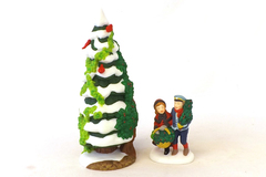 Dept 56 HOLLY AND THE IVY 1997 Event 2 Piece #56100