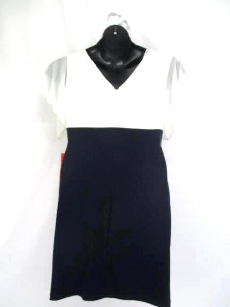 New Enfocus Petite Bodycon Formal Dress Empire Waist Sequence Women's 12P Tiered