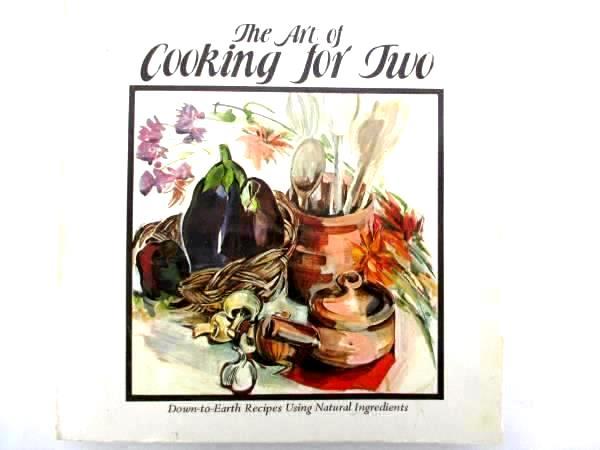 Lot Of 3 Vintage Cookbooks Cooking For 2 Farm Fresh