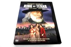 King of Texas DVD Movie 2001 Warner Bros Patrick Stewart Western