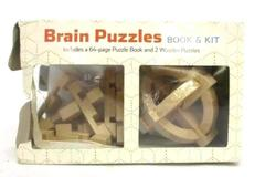 Mud Puddle Brain Puzzle Book And Kit