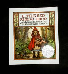 Little Red Riding Hood by Tina Schart Hyman 1983 Caldecott Honor Book
