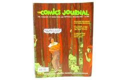 The Comics Journal #249 Dec. 2002 Debbie Drechsler Cover Feature Will Eisner