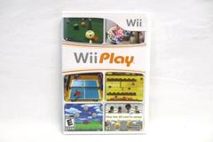 Wii Play Video Game Nintendo Wii, 2007 Disc Case and Manual Activity Wii Sports
