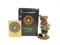 Boyd's Bearstones M Harrison's Birthday Figurine Original Box COA Style 2275