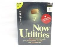 Vintage Now Software Now Utilities Version 5.0 for Mac OS 7 Sealed