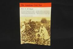 1979 Edito-Service SA Geneva The American Civil War Pamphlet 03 957-08 Italy