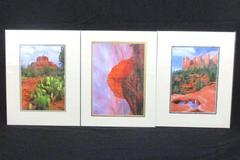 Lot 3 Brent Jones Sedona Arizona Prints Bell Rock Courthouse Rock Sacred Pools