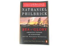 Nathaniel Philbrick Sea of Glory Paperback 2004 America's Voyage of Discovery