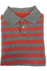 Cherokee M Pink & Gray Women's Polo Shirt