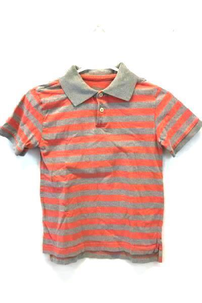 Cherokee M Pink & Gray Women's Polo Shirt