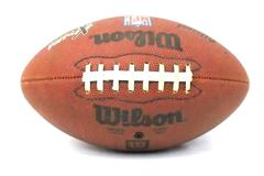 Wilson Official Size NFL Soft Grip Football Official Extreme 7-9lbs