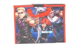 Marvel Avengers Tri Fold Storage Case Crafts Art Supplies Travel Spiderman Hulk