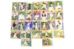Lot of 28 Baseball Cards 2015 Missoula Osprey Players Grandstand Trading Cards