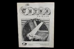 The China Painter Magazine November December 1968 WOCP Vintage Issue