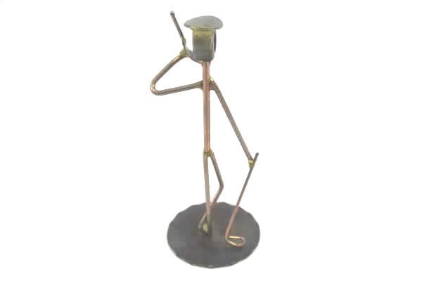 Rock Creek Metal Craft Handmade The Golfer Talker Cell Phone Golf Club Hansen,ID