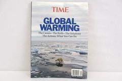 TIME Magazine Special Issue 2007 GLOBAL WARMING Collectible Issue