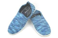 Gravasphere Memory Foam Insole Women's Comfort Shoes Blue Size 10