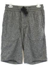 South Pole Mens Gray Shorts Size Small Drawstring Waist Front Back Pockets