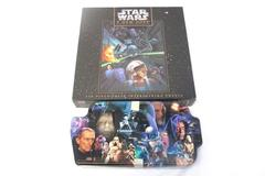 StarWars Jigsaw Puzzle Pieces 1058 Total Piece 2 Incomplete Puzzles For Crafting