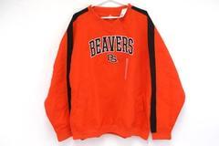 NWT Knights Apparel Beavers College Football Pullover Windbreaker Size XL NEW