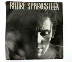 Bruce Springsteen 45 RPM  Record Music Great Condition Original Sleeve