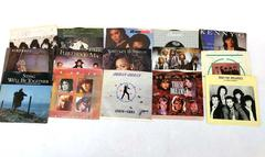 Lot of 15 Vintage 45 RPM Records Duran Duran Pink Flloyd & More 80's