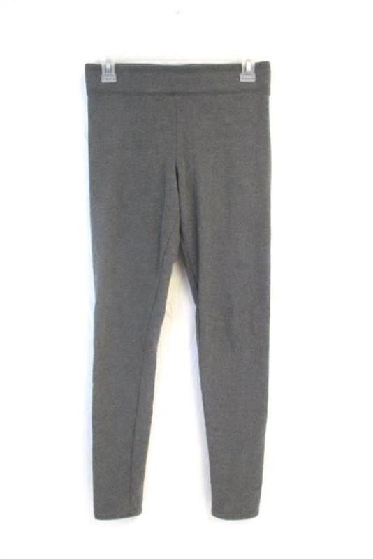 Garage Gray Leggings Elastic Waist Cotton Blend Women's Size Medium