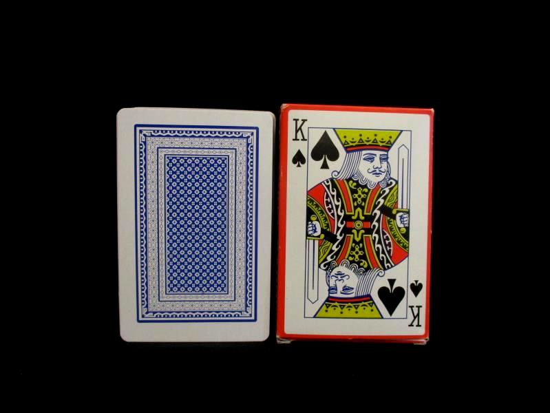 Fun Express Jumbo Playing Cards Complete With Box Games Travel Set Fun Activity