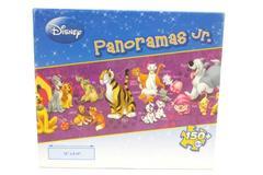 Disney Panoramas Jr Over 150 Piece Puzzle Mega Brands Ages 6 Up Raja Simba Nala