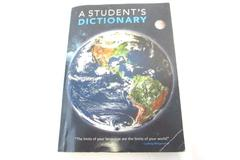 Dictionary Project Inc A Student's Dictionary Paperback 2011 School Textbook