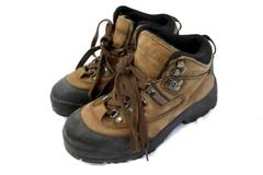 Pacific Trail Ventura Brown Hiking Boots Lace Up Ankle Height Women's Size 8