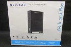 Netgear N300 Wireless Router Work And Play Parental Controls 802.11b/g/n