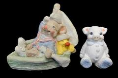 2 Dreamsicles Happy Sailing DA220 5301 & Pigmalion DA340 5040 Originals