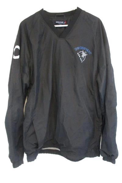 The Great Hunt for God Sport Tek Port Authority Pullover Jacket TJST72 Size LT