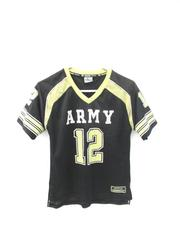 Colosseum Athletics Army Black Knights Football Jersey Kid's Size Small 4