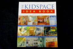 The Kid Space Idea Book Wendy Jordan Taunton Books Paperback Home Decor Plans