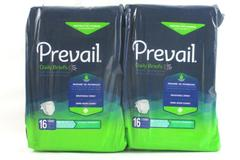 Lot of 6 Packs Prevail Daily Briefs Maxsorb Gel PV-011 Adult Size Small 20-31in