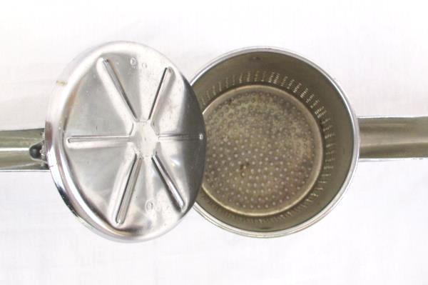 Mixed Lot of Kitchen Utensils Vintage Mallet Metal Juice Hand Press Roller