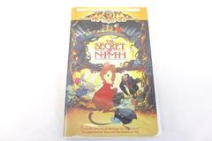 The Secret of NIMH VHS 1994 MGM Family Entertainment Clam Shell