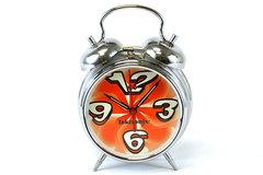 Vintage Tektronix Alarm Clock Advertising Collectible