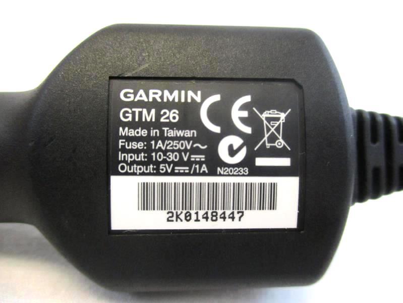 GARMIN Nuvi 1450 Portable GPS Unit 5-inch Touch Screen Gray